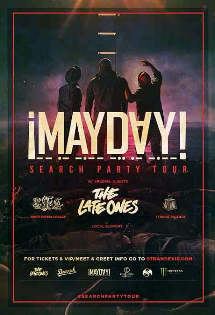 ¡Mayday! @ Hawthorne Theatre - Portland, OR