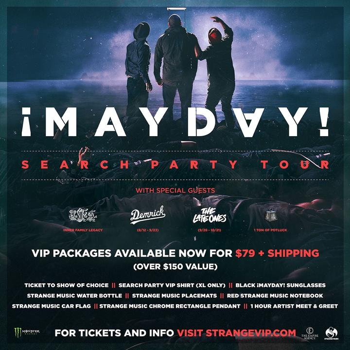¡Mayday! @ The Shakedown - Bellingham, WA