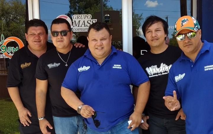 Grupo Mandingo @ Teopisca - Chiapas, Mexico