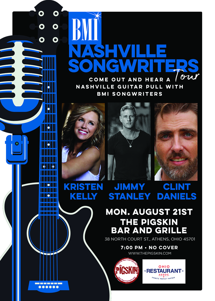 Kristen Kelly @ The Pigskin Bar & Grille - Athens, OH