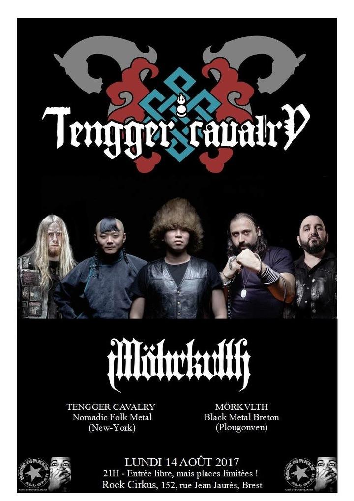 Tengger Cavalry @ Rock Cirkus Bar - Brest, France