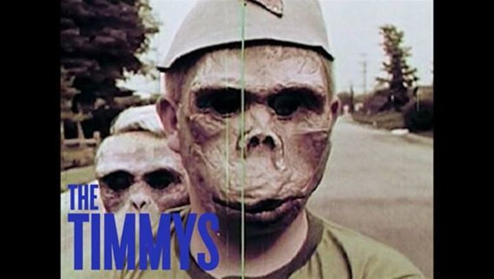 The Timmys Tour Dates