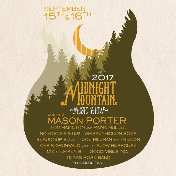 No Good Sister @ Midnight Mountain Music Show - Blakeslee, PA