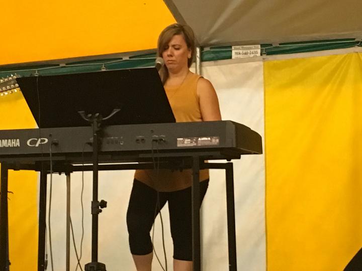 Mélanie Harvey @ Eagle Worldwide Ministries - Hamilton, Canada