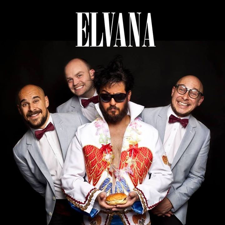 Elvana: Elvis Fronted Nirvana @ O2Academy - Newcastle Upon Tyne, United Kingdom