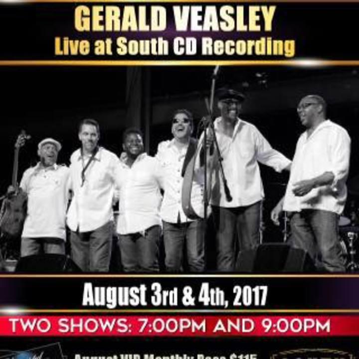 Gerald Veasley Tour Dates