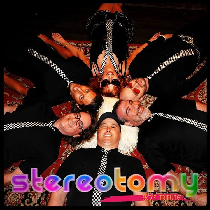 Stereotomy Tour Dates