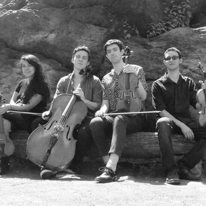 Stratus Quartet @ Scholes Street Studio - Brooklyn, NY