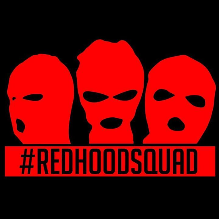 Red Hood Squad Tour Dates