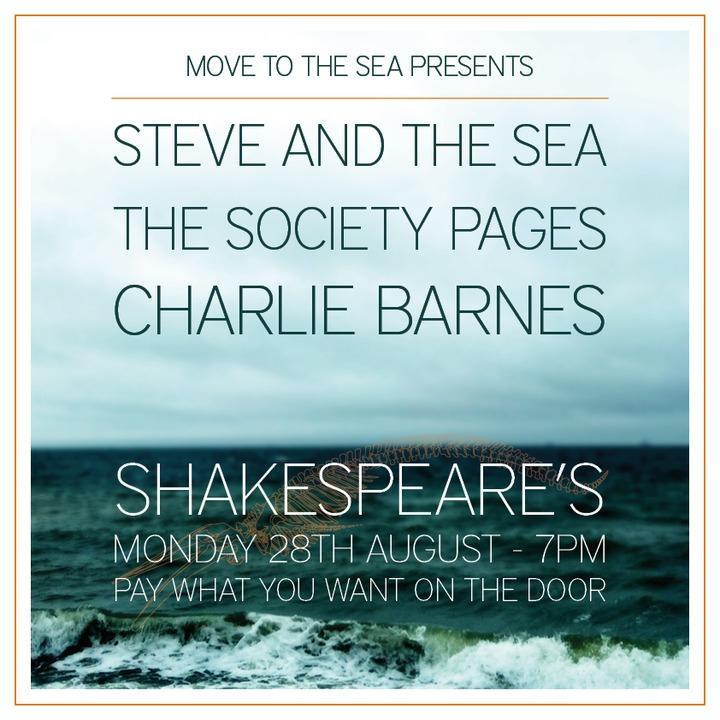 Steve and the Sea @ Shakespeare's - Sheffield, United Kingdom