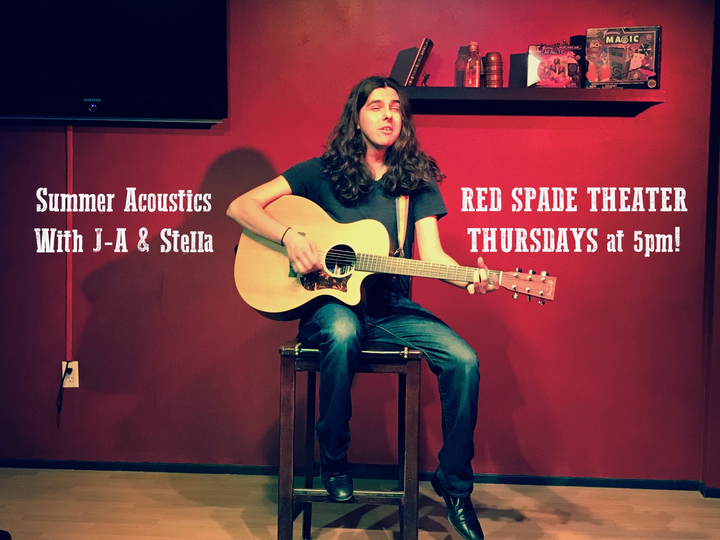 J-A @ The Red Spade Theater  - San Diego, CA