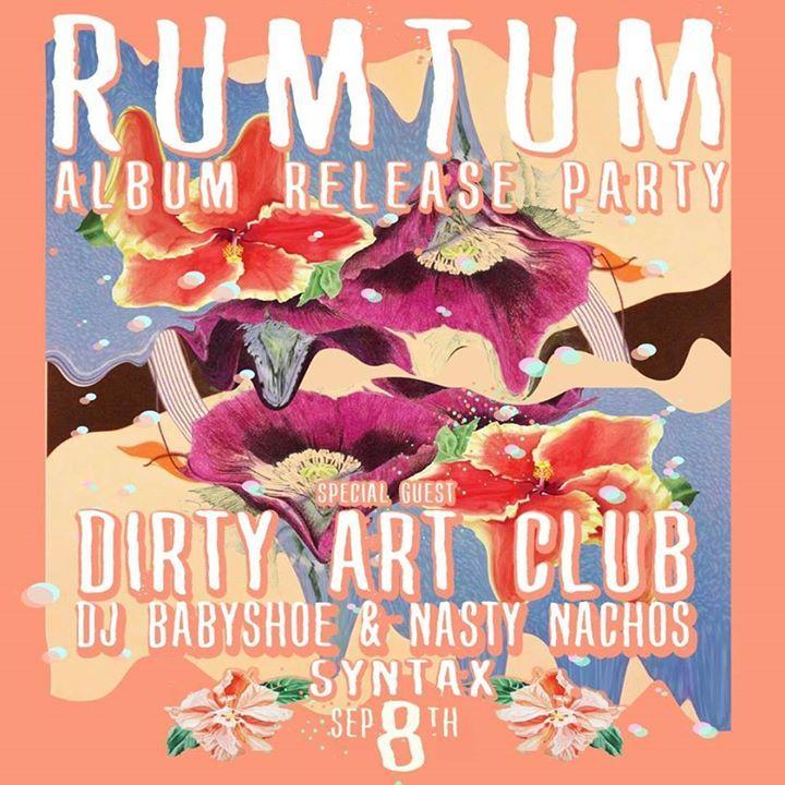 RUMTUM Tour Dates