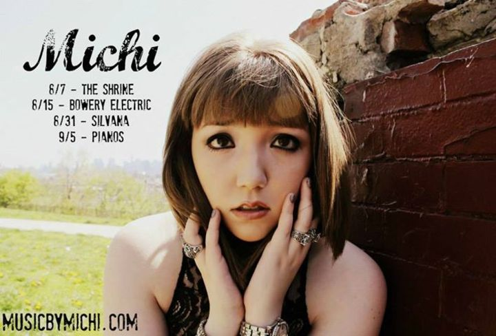 Music by Michi Tour Dates