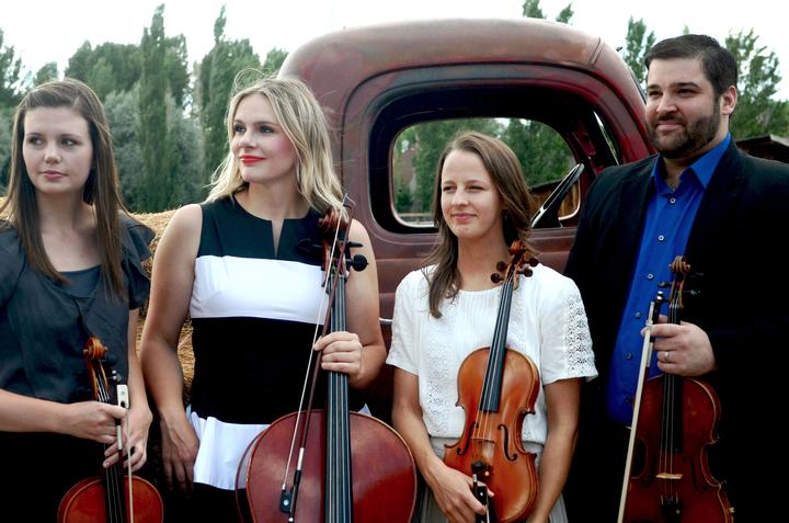 Rosco String Quartet @ First United Methodist Church - Salt Lake City, UT