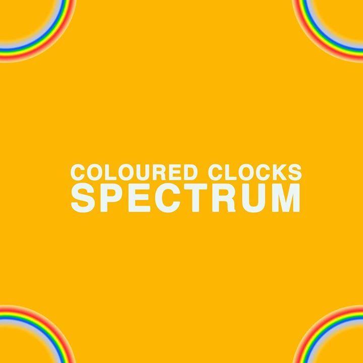Coloured Clocks Tour Dates
