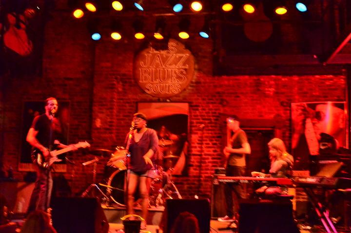 Torrey Casey & the Southside Hustle @ 22nd Annual Big Muddy Blues Festival - Morgan Street Stage - Saint Louis, MO