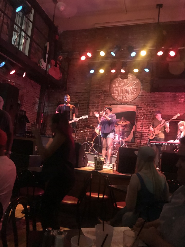 Torrey Casey & the Southside Hustle @ BB'S Jazz,Blues And Soups - Saint Louis, MO