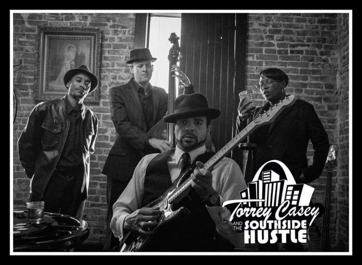 Torrey Casey & the Southside Hustle @ BB's Jazz Blues and Soups - St Louis, MO