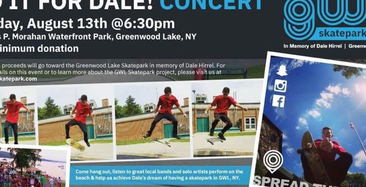 Drakensberg @ GWL Skate Park - Greenwood Lake, NY