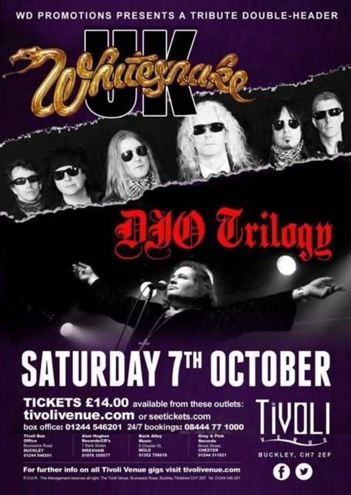 Whitesnake UK (the tribute) @ The Tivoli - Buckley, United Kingdom