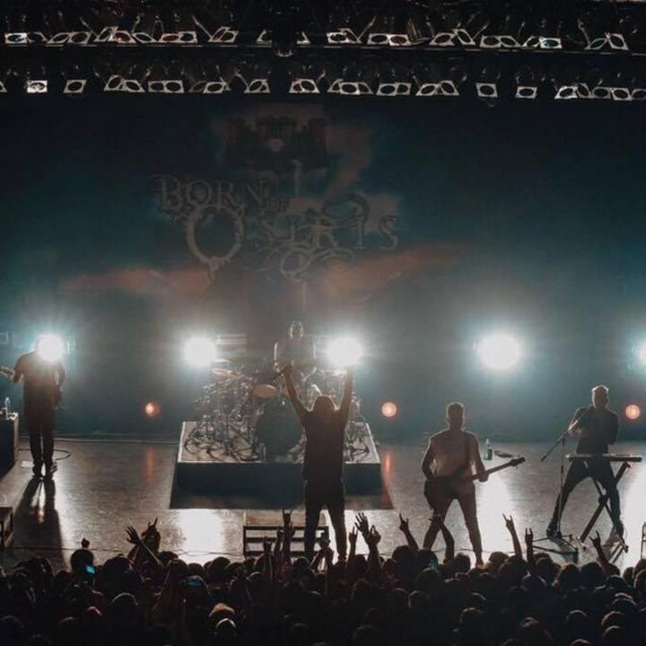 Born of Osiris Tour Dates