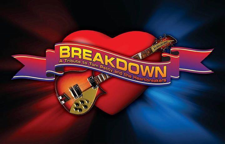 Breakdown _ tribute To Tom Petty Tour Dates