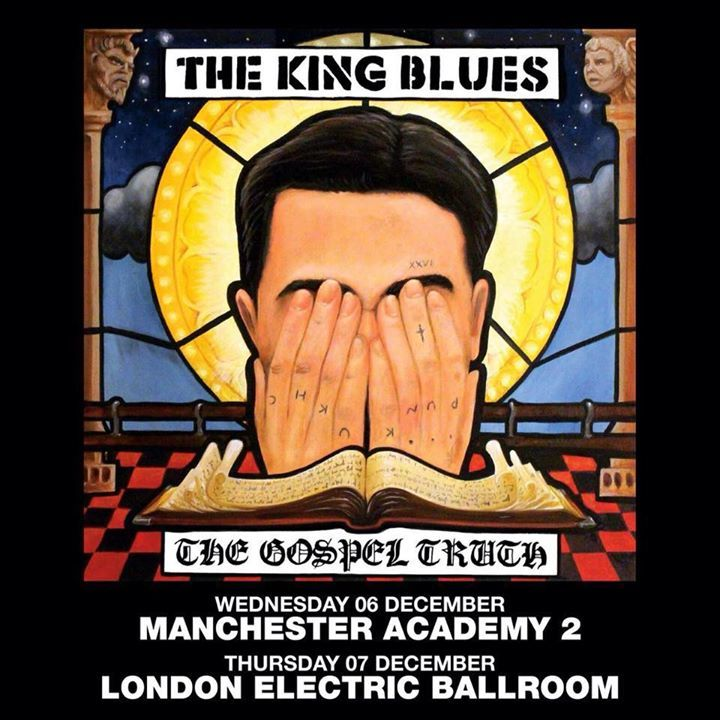 The King Blues @ Electric Ballroom - London, United Kingdom