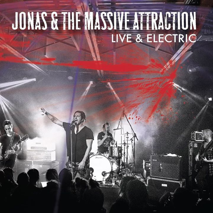 Jonas & The Massive Attraction @ Thunder Bike Show - Sanair - St-Pie, Canada