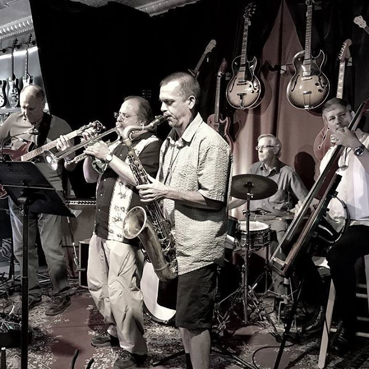 Berkshire Jazz Underground @ Luthier's Co-op - Easthampton, MA