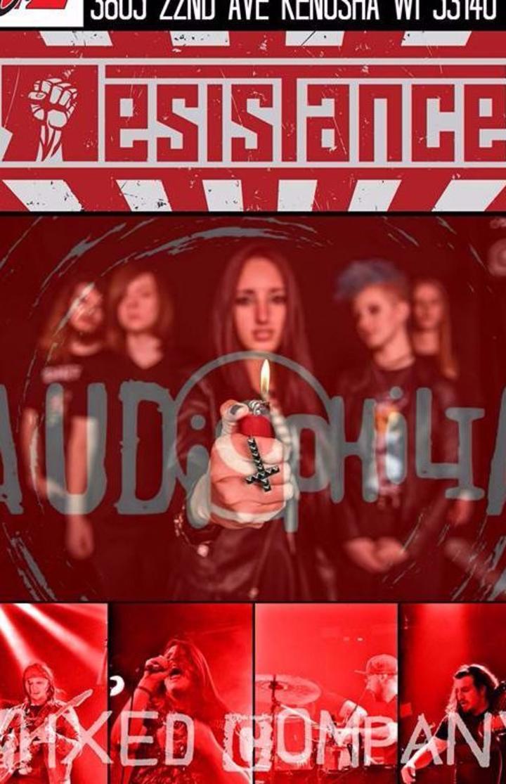 Audiophilia @ The Double Deuce - Kenosha, WI