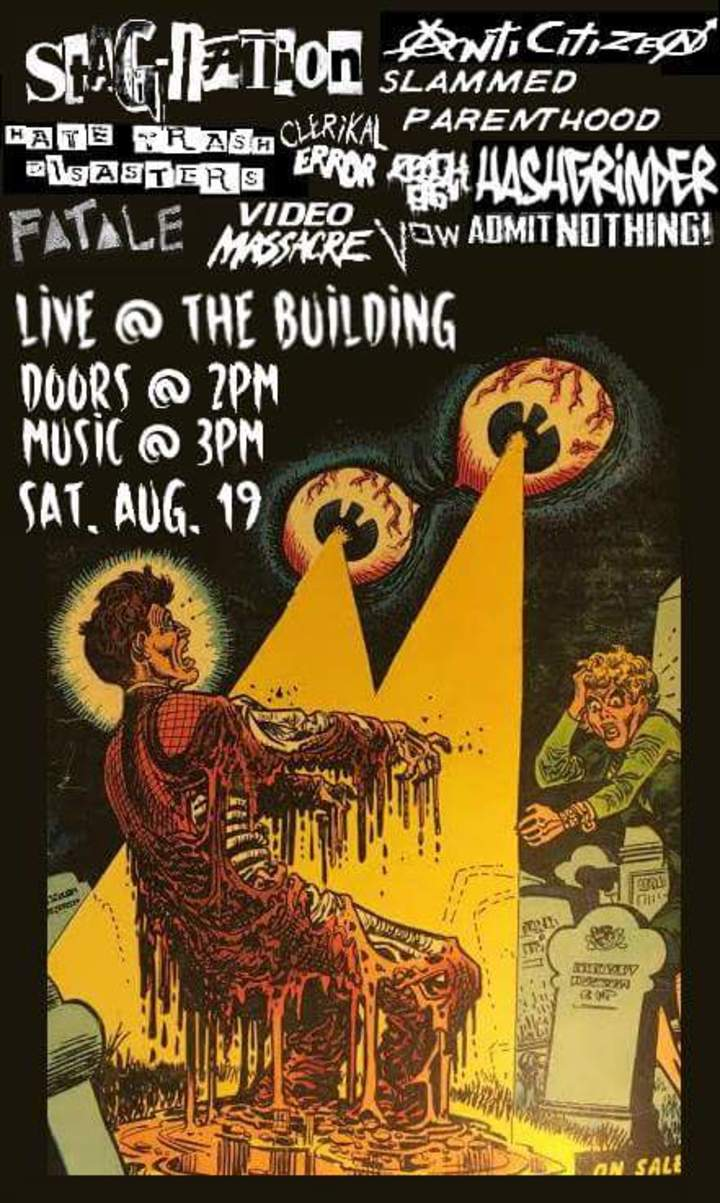 Anticitizen @ The Building - Coplay, PA