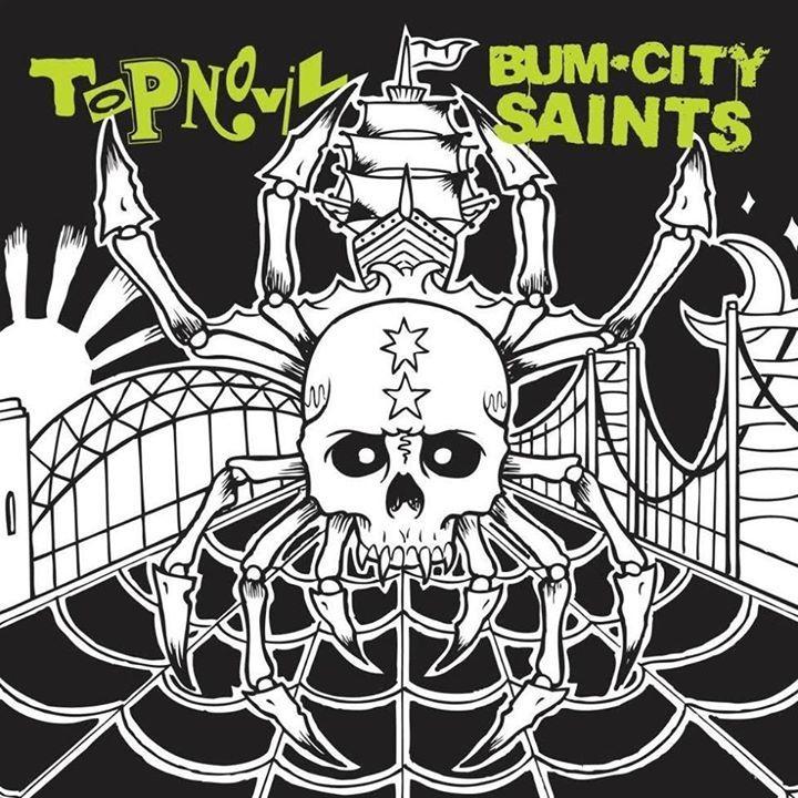 Bum City Saints Tour Dates