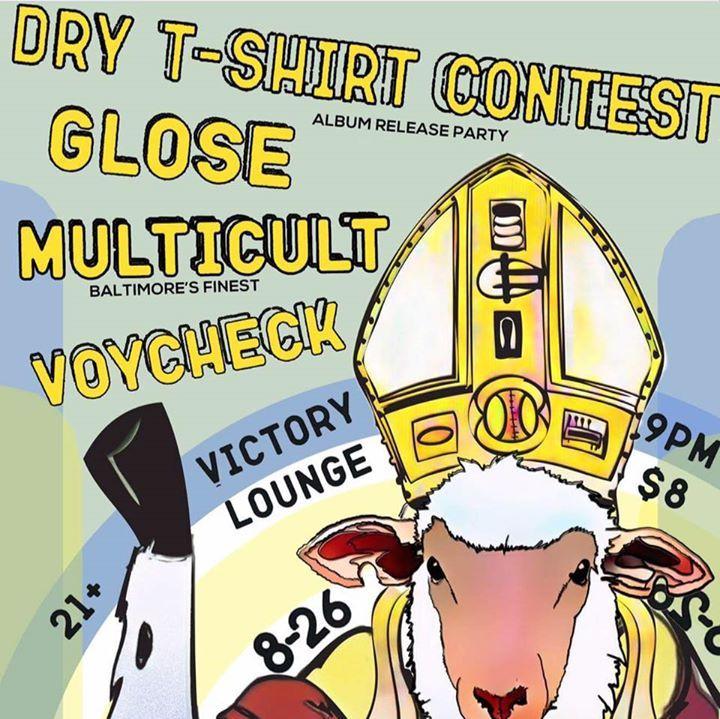 Voycheck @ Victory Lounge - Seattle, WA