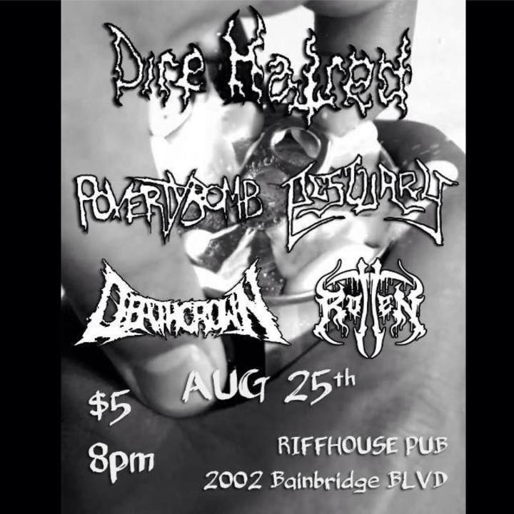 Deathcrown @ Bar Matchless - New York, NY
