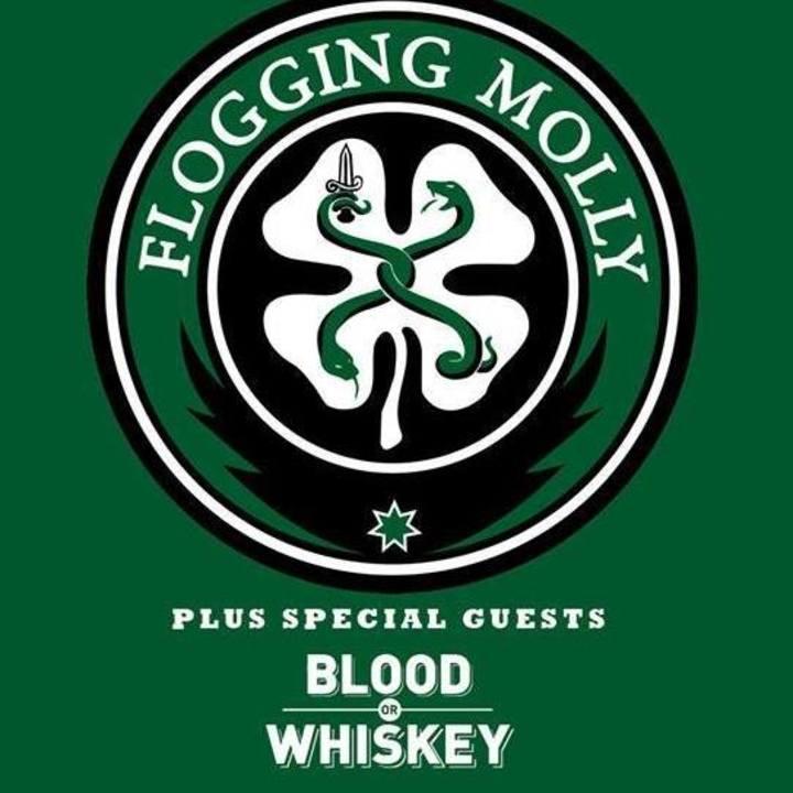 Blood or Whiskey Tour Dates