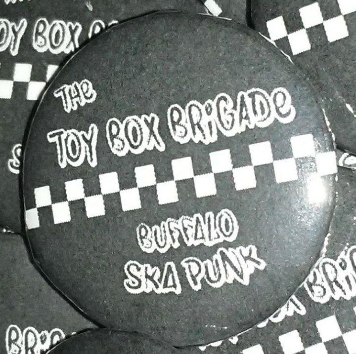 The Toy Box Brigade Tour Dates