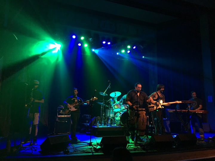 Sixty Minute Men @ Southern Sun Brewery - Boulder, CO