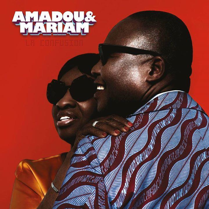 Amadou & Mariam @ Grand Théâtre Gérard Philippe - Calais, France