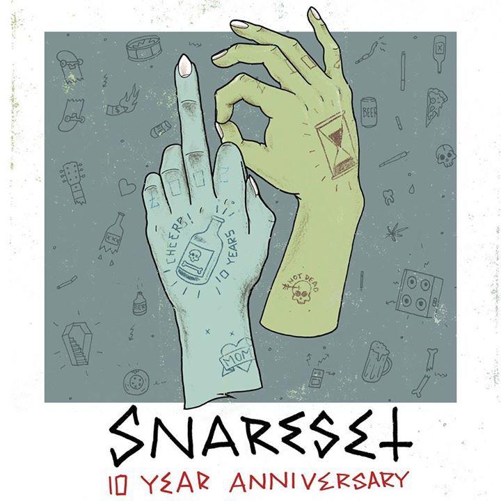 Snareset Tour Dates