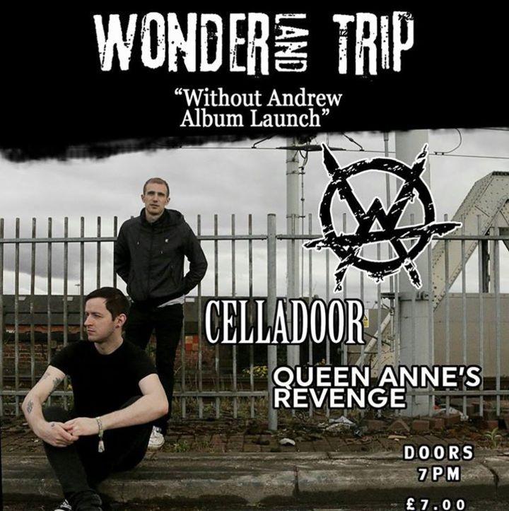 Wonderland Trip Tour Dates