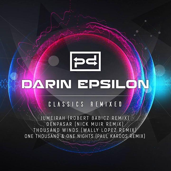 Darin Epsilon @ Perspectives on friskyRadio - New York, NY