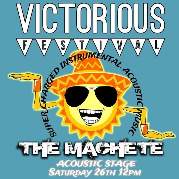 The Machete Tour Dates
