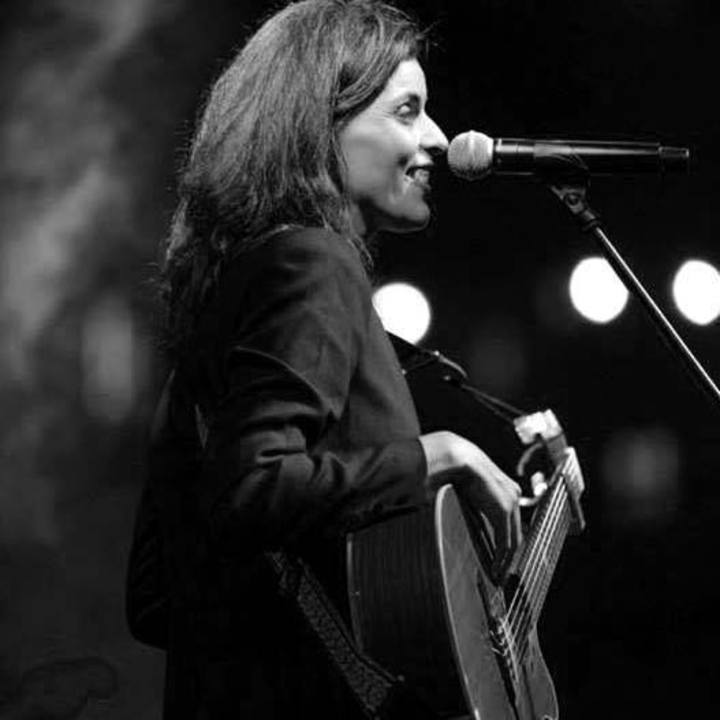 Souad Massi @ CHAPELLE CORNEILLE - Rouen, France
