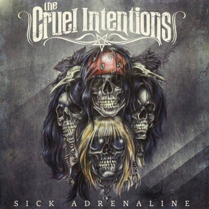 The Cruel Intentions @ The Underground - Stoke, United Kingdom