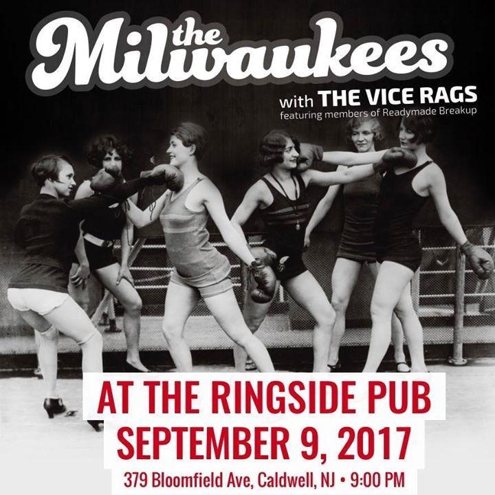 The Milwaukees Tour Dates