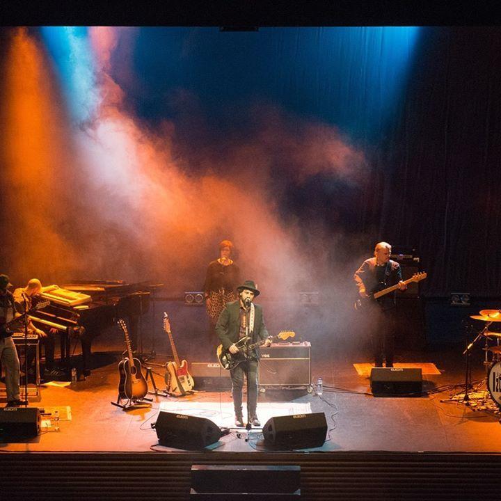 Jabi Izurieta Claudia & Costello Tour Dates