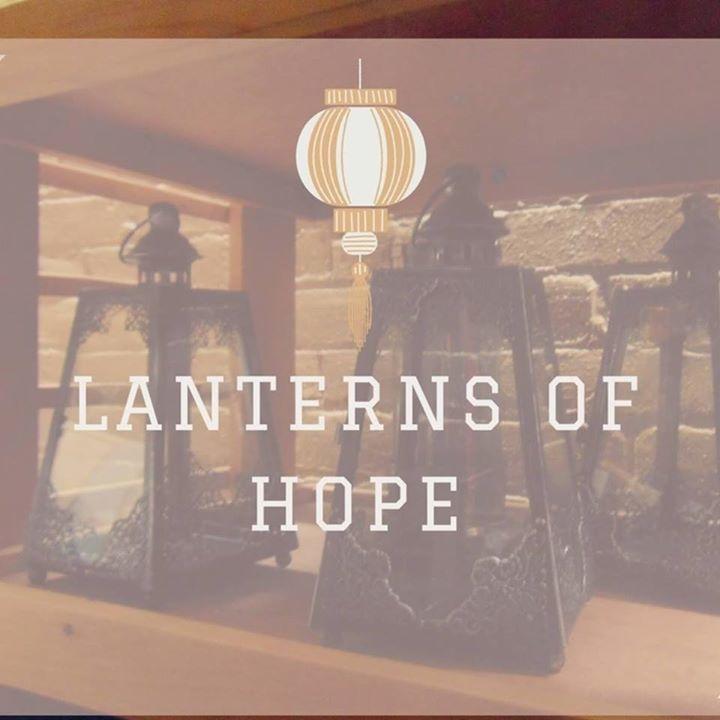 Lanterns of Hope @ Hop Nation - Yakima, WA