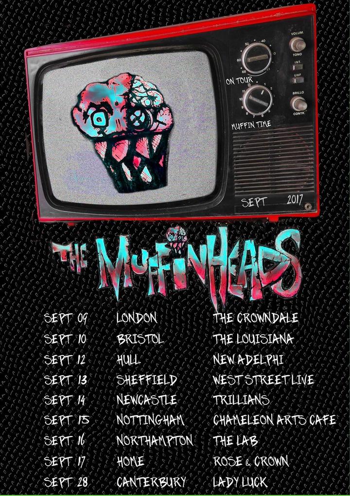 The Muffin Heads @ New Adelphi Club - Hull, United Kingdom