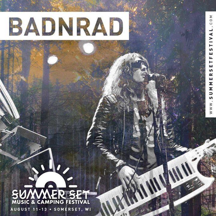 BadNraD Tour Dates