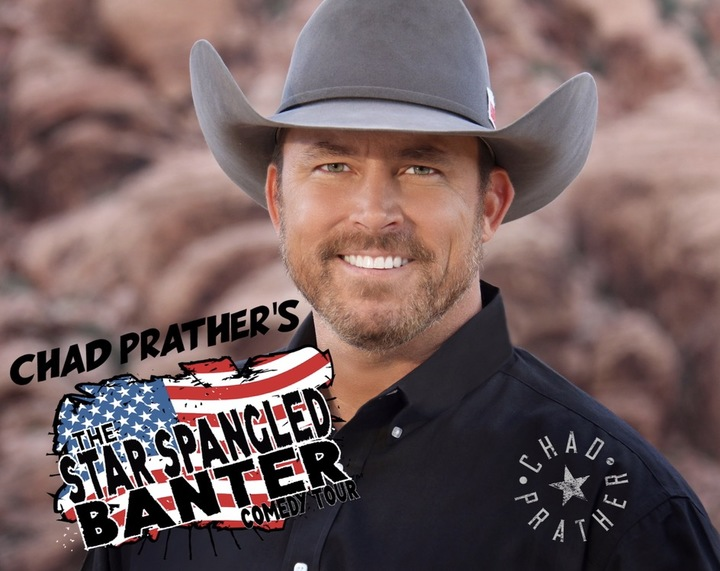 Chad Prather @ Empire Theater (Tickets On Sale Soon) - San Antonio, TX